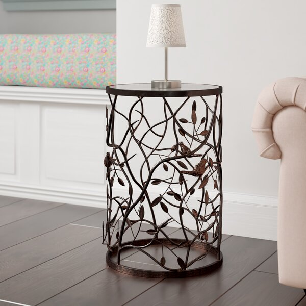 Perley End Table By Red Barrel Studio
