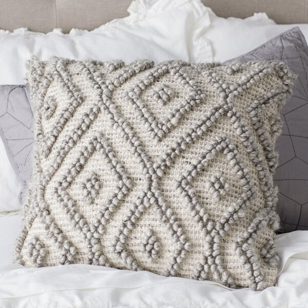 Brezza Throw Pillow by Eider & Ivory