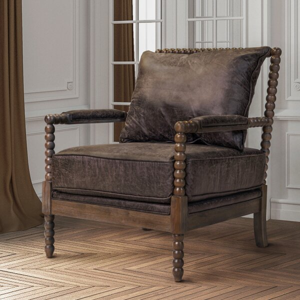 Berube Armchair by Bungalow Rose