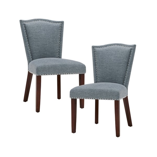 Newville Upholstered Dining Chair (Set of 2) by Darby Home Co