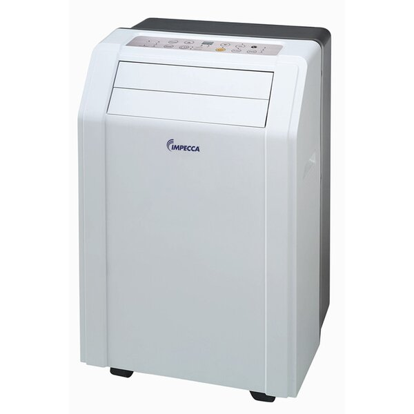 10,000 BTU Portable Air Conditioner with Remote by Impecca USA