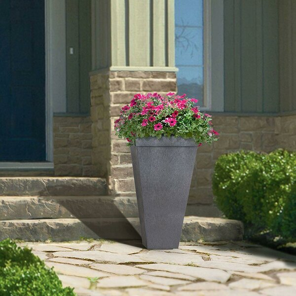 Multy Symphony Self-Watering Recycled Rubber Pot Planter by Multy Home