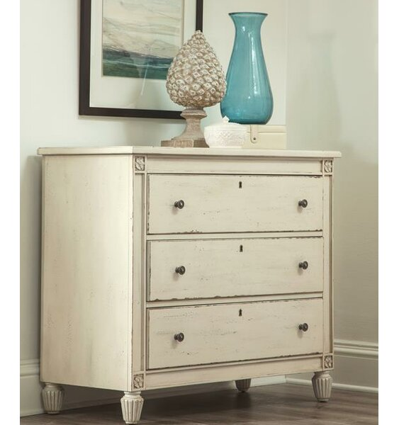 Tala 3 Drawer Dresser by Beachcrest Home