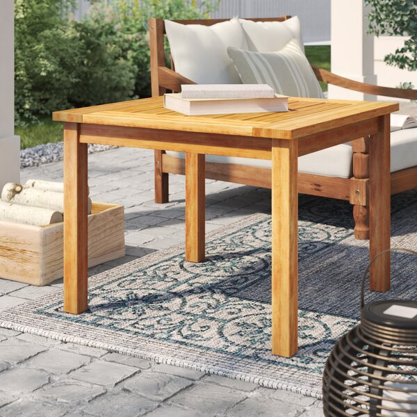 Solid Wood Side Table by Birch Lane™ Heritage