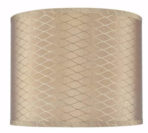 14 Fabric Drum Lamp Shade by Aspen Creative Corporation