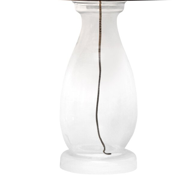 Elodie Urn Glass 24 Table Lamp Base by Breakwater Bay