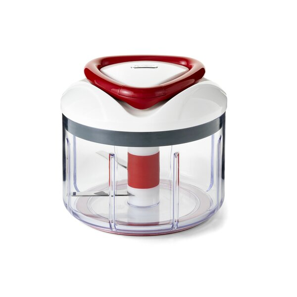 Easy Pull Manual Food Processor and Chopper by Zyl