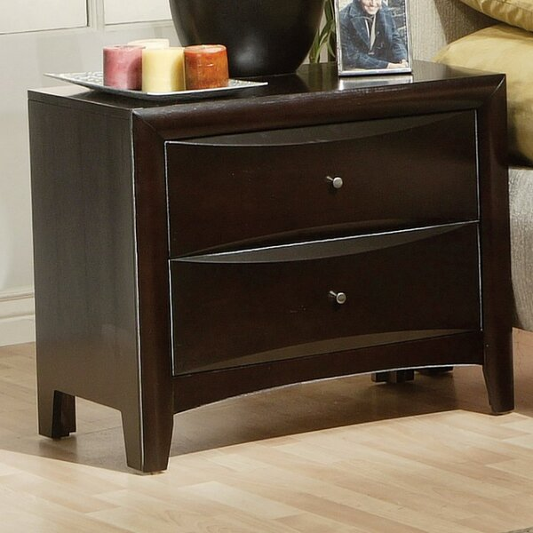 Barclay 2 Drawer Nightstand By Red Barrel Studio®