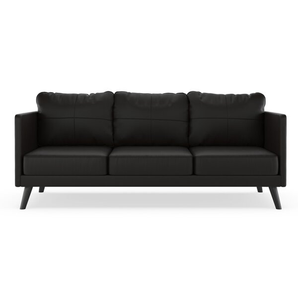 Schill Vegan Sofa by Orren Ellis