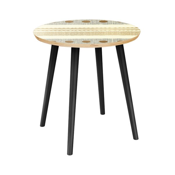 Honore End Table by Bungalow Rose
