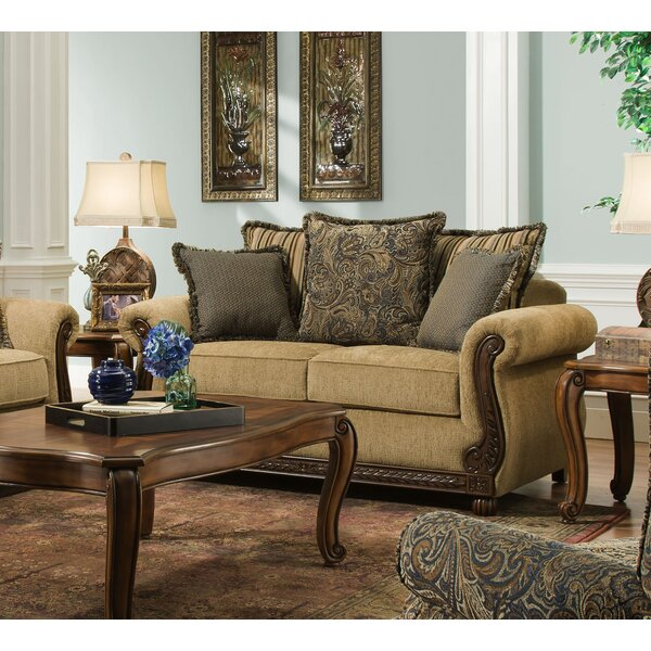 Perfect Quality Simmons Upholstery Freida Loveseat by Astoria Grand by Astoria Grand