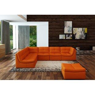 Orange Living Room Sets You\'ll Love | Wayfair