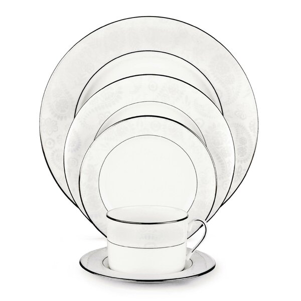 Bonnabel Place Bone China 5 Piece Setting, Service for 1 by kate spade new york