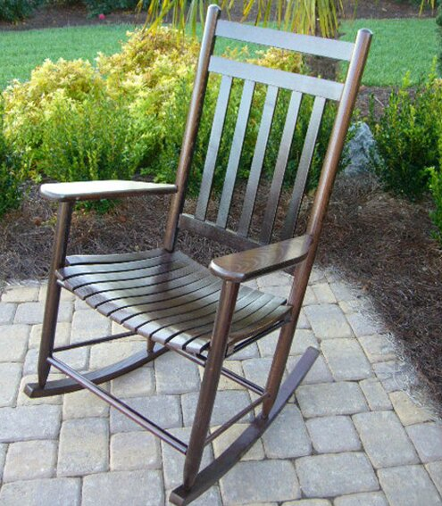 Sonnenberg Rocking Chair by August Grove