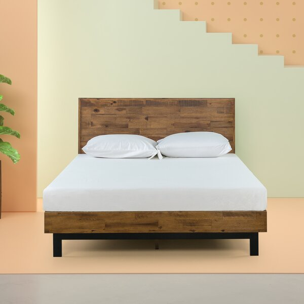 Fresh Gabriel Platform Bed By Modern Rustic Interiors Today Sale Only