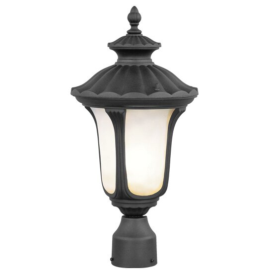 Gunnell Outdoor Post Light by Three Posts