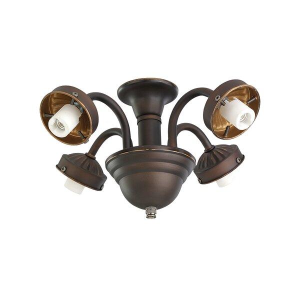 4-Light Neck Fitter by Monte Carlo Fan Company