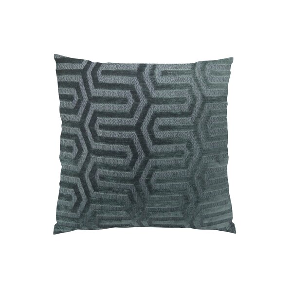 High Path Throw Pillow by Plutus Brands