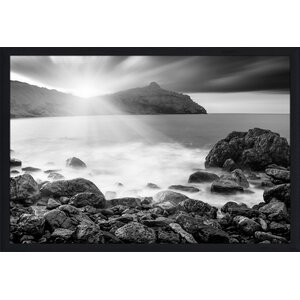 Solace Framed Photographic Print by Picture Perfect International