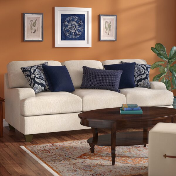 Simmons Upholstery Hattiesburg Stone Queen Sofa Bed by Three Posts
