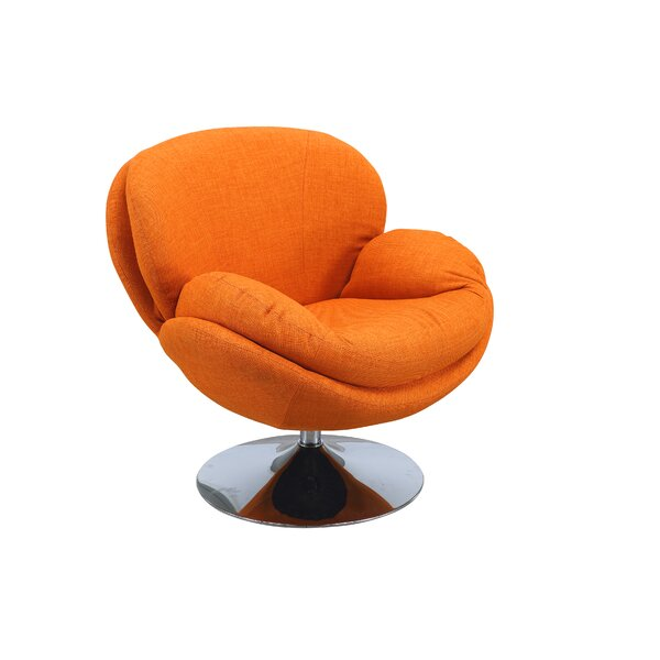 Coffield Swivel Lounge Chair by Orren Ellis