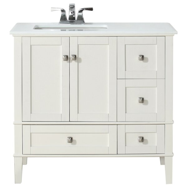 Chelsea 37 Single Bathroom Vanity Set by Simpli Ho