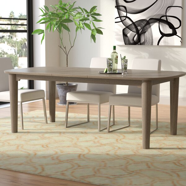 Enrique Extendable Dining Table by Ivy Bronx