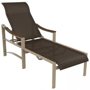 Brazo Woven Patio Chair by Tropitone