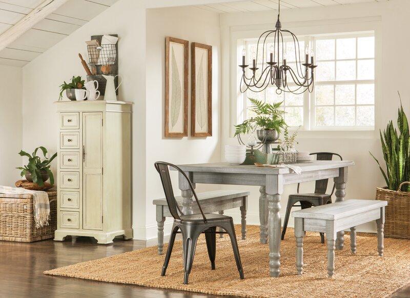 Grain Wood Furniture Valerie Dining Table & Reviews   Wayfair