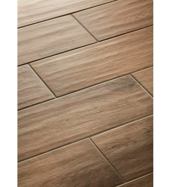 Vivaldi 6 x 24 Porcelain Wood Tile in Summer by Lea Ceramiche