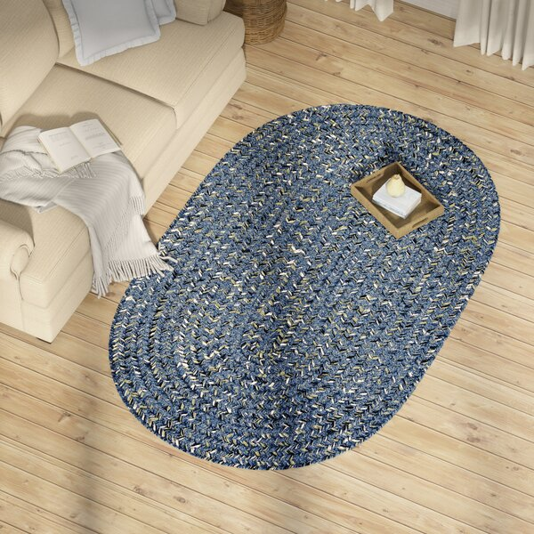 Annet Blue Area Rug by August Grove