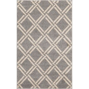 Seagate Gray Area Rug
