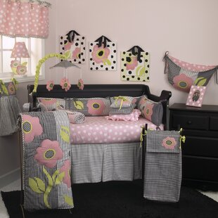 Find a Poppy 9 Piece Crib Bedding Set By Cotton Tale
