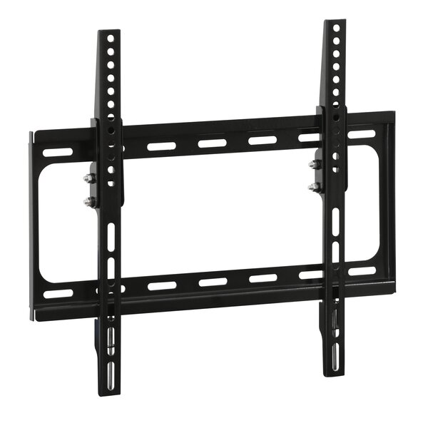 Modern Tilt Wall Mount for Greater than 50 LED Flat Panel Screens by Furinno
