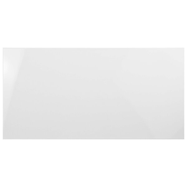 Eure 12.38 x 24.88 Ceramic Field Tile in White by EliteTile