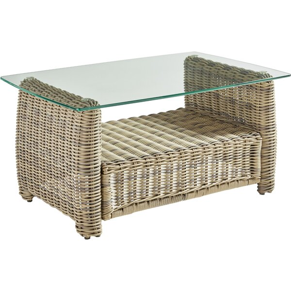 Ensley Coffee Table by Highland Dunes