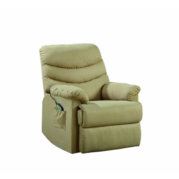 Twining Power Lift Assist Recliner by Latitude Run