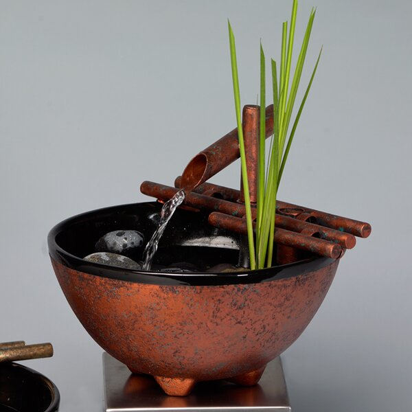 Ceramic Nature Bowl by Nayer Kazemi