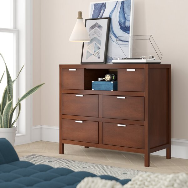 Emmitt 6 Drawer Chest By Ivy Bronx