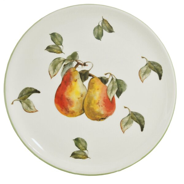 Warwick Round Service Platter (Set of 2) by August Grove