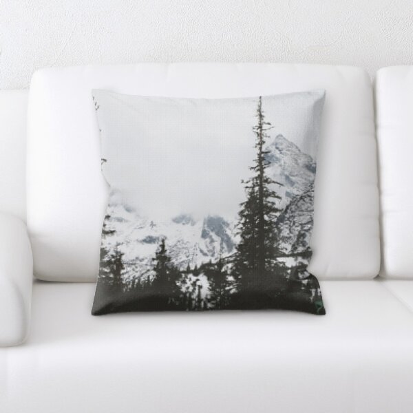 Winter Feeling (213) Throw Pillow by Rug Tycoon