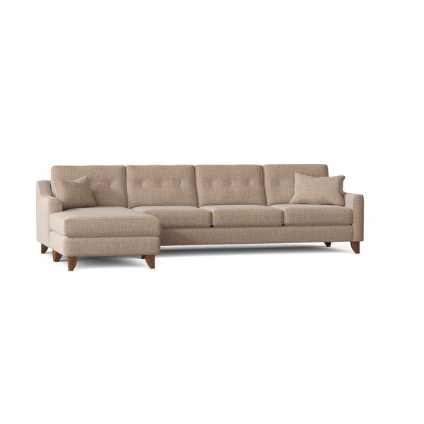 Sectional By Wayfair Custom Upholstery™