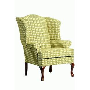 wing armchair wayfair