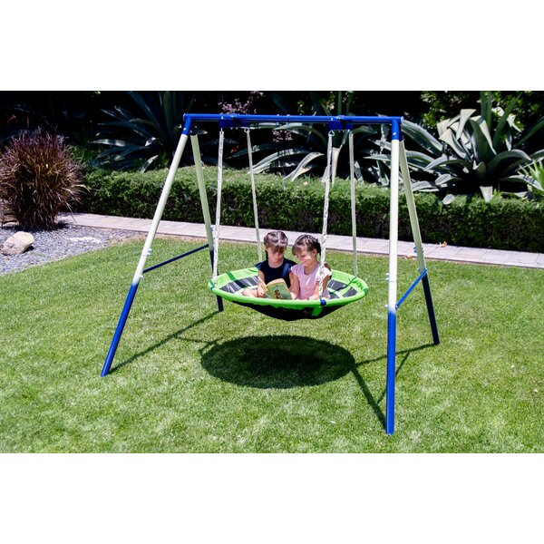 Deluxe Saucer Swing Set by Sportspower