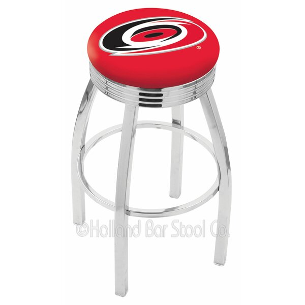 NHL 30 Swivel Bar Stool by Holland Bar Stool| @ $258.00