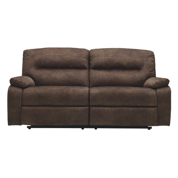Buy Online Top Rated Pinter Reclining Sofa by Red Barrel Studio by Red Barrel Studio