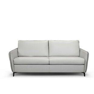 Monreal Leather Sofa Bed