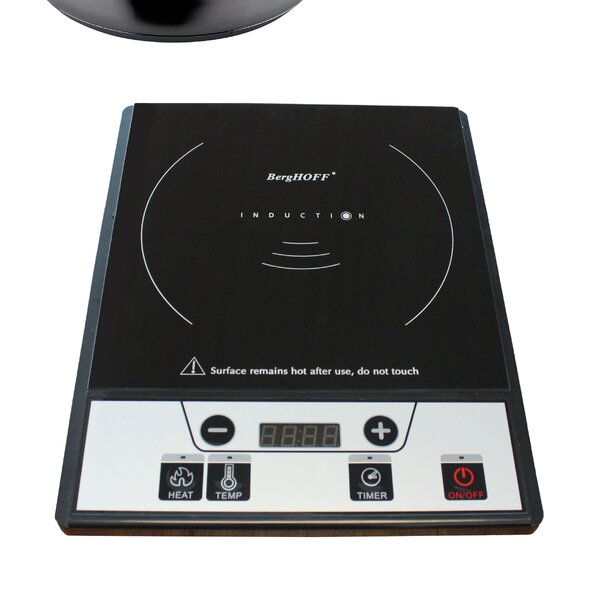 Tronic 14 Induction Cooktop with 1 Burner by BergHOFF International