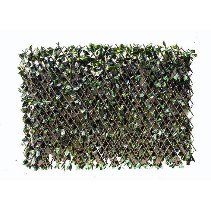 Beau Faux Lemon Leaf Wall Decor