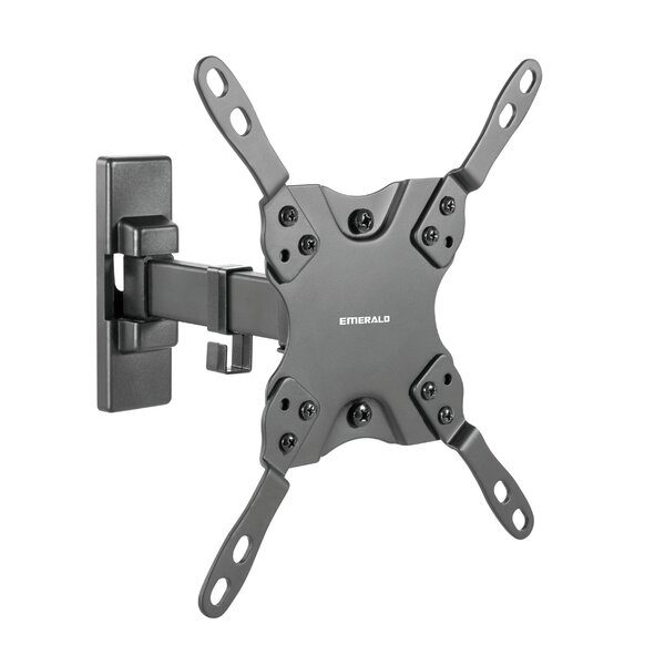 Full Motion Swivel Wall Mount for 13-42 LCD by Emerald